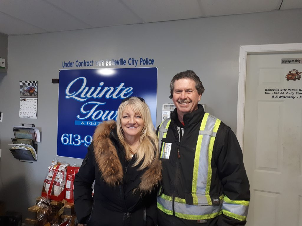 Quinte Towing and Recovery